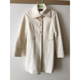 ディグレース(DGRACE)の値下げ【ディグレース】ホワイトコート(ロングコート)