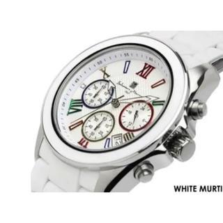 サルバトーレマーラ(Salvatore Marra)の限定モデル サルバトーレマーラ クロノグラフ メンズ 腕時計(腕時計(アナログ))