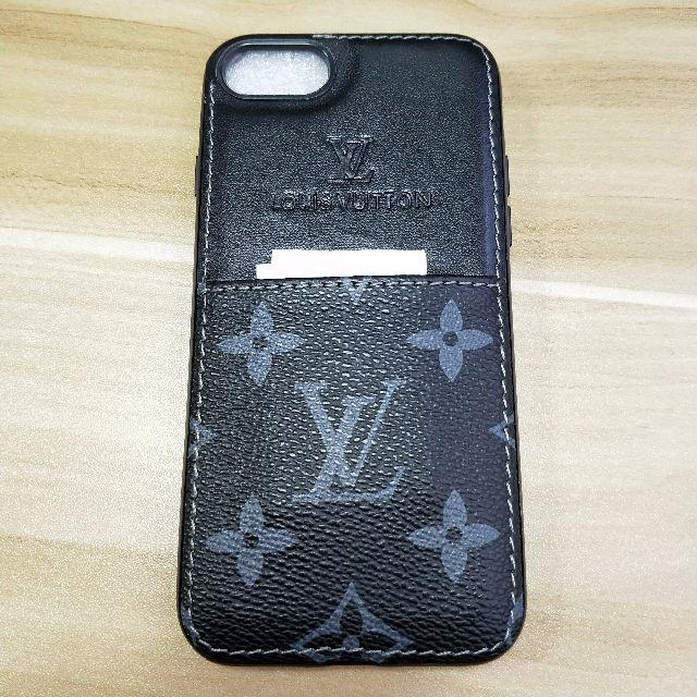LOUIS VUITTON - ルイヴィトンiPhone 7/8レザーカード電話ケースの通販 by グァム's shop|ルイヴィトンならラクマ