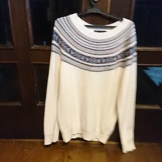 メンズメルローズ(MEN'S MELROSE)のメンズメルローズセーターサイズ3(ニット/セーター)