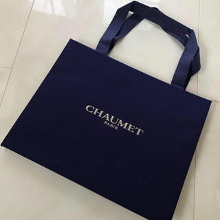 ショーメ(CHAUMET)の未使用 ショーメ ショップバッグ(ショップ袋)