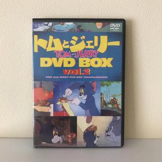 タカラジマシャ(宝島社)のトムとジェリー DVD 2枚組(アニメ)