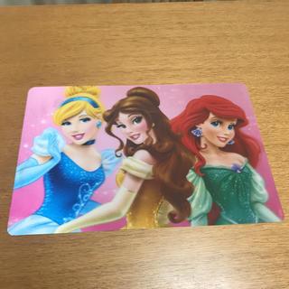ディズニー(Disney)のランチョンマット【プリンセス】(テーブル用品)