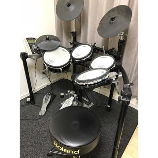 ローランド(Roland)のドラムフルセット(電子ドラム)