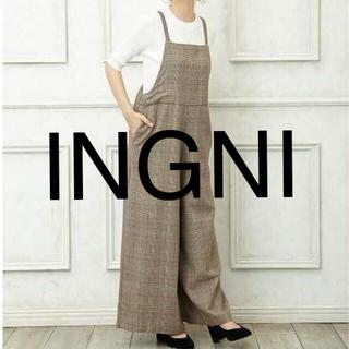 イング(INGNI)の新品未使用★INGNI サロペット(サロペット/オーバーオール)