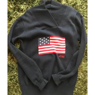 ハドソン(HUDSON)のセーター(ニット/セーター)