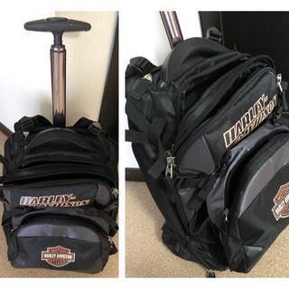 ハーレーダビッドソン(Harley Davidson)のハーレーダビッドソン キャリーバッグ スーツケース バックパック Harley (バッグパック/リュック)