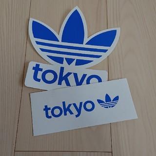 アディダス(adidas)のadidas ステッカー(シール)