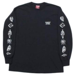 ハイドアンドシーク(HIDE AND SEEK)のHIDE AND SEEK ハイドアンドシーク ロンT 長袖Tシャツ(Tシャツ/カットソー(七分/長袖))