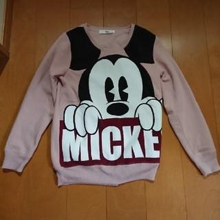 ディズニー(Disney)のディズニーTシャツ長袖(Tシャツ(長袖/七分))