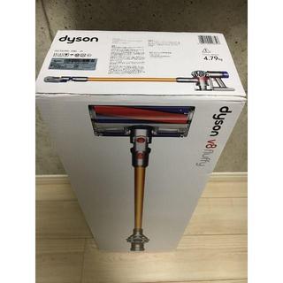 ダイソン(Dyson)の【新品】ダイソン V8 Fluffy SV10FF2 掃除機 コードレス(掃除機)