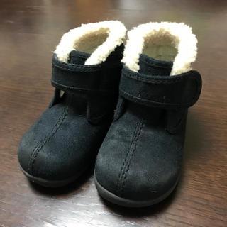 ムジルシリョウヒン(MUJI (無印良品))の【もも様専用】無印良品  ハイカットシューズ(ブーツ)(ブーツ)