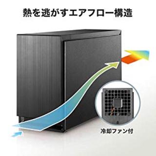 アイオーデータ(IODATA)のIO DATA HDD 外付けハードディスク 16TB(PC周辺機器)