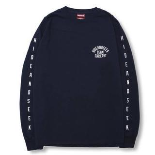 ハイドアンドシーク(HIDE AND SEEK)のHIDE AND SEEK ハイドアンドシーク ロンT 長袖Tシャツ S(Tシャツ/カットソー(七分/長袖))