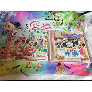 ディズニー(Disney)のディズニーCD 2枚クリスマス(その他)