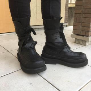 ダークビッケンバーグ(DIRK BIKKEMBERGS)の値下げ  ダークビッケンバーグ    ブーツ(ブーツ)