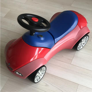 ビーエムダブリュー(BMW)のBMW ベビーレーサー 室内玩具(電車のおもちゃ/車)