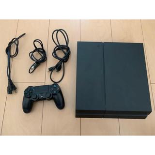 PS4本体(家庭用ゲーム本体)
