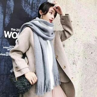 新しい荒い長い厚い暖かいニットの襟の秋と冬韓国語版(スカーフ)