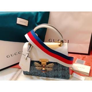 dc24e8b20b0b グッチ(Gucci)のGUCCI クイーンマーガレット ライン 特別顧客品(ハンドバッグ)