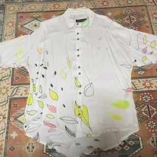 アッシュペーフランス(H.P.FRANCE)のホアナのシャツよっくん2000様専用(シャツ/ブラウス(長袖/七分))
