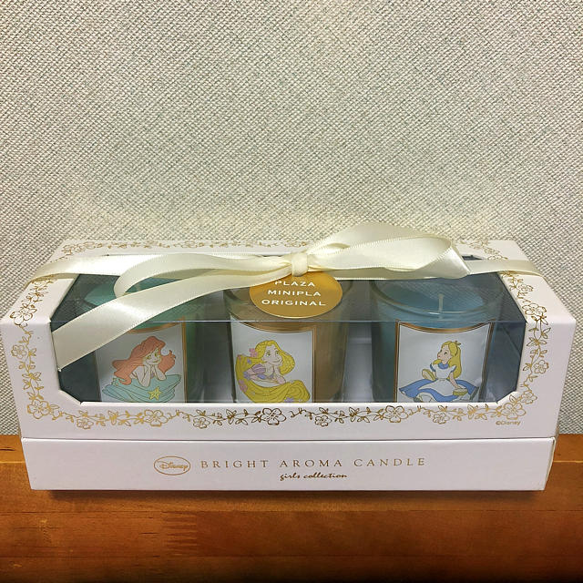 Disney(ディズニー)のディズニー アロマキャンドル コスメ/美容のリラクゼーション(キャンドル)の商品写真