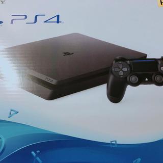プレイステーション4(PlayStation4)のPS4 本体 新品未使用品(家庭用ゲーム本体)