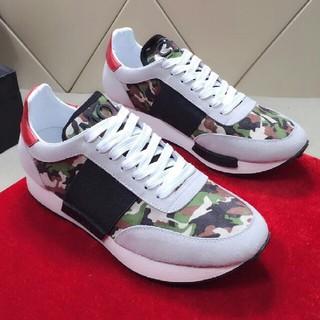 モンクレール(MONCLER)の42CM MONCLER モンクレール  スニーカー  ブーツ メンズ  靴 (スニーカー)