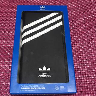 アディダス(adidas)のアディダス iPhoneケース XR用 CL2333(iPhoneケース)