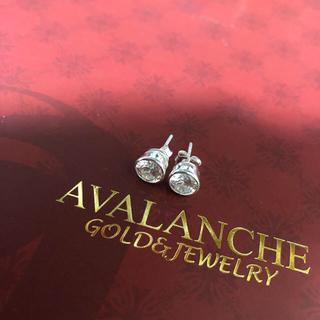 アヴァランチ(AVALANCHE)の925avalancheアバランチicelinkアイスリンクjoerodeo(ピアス(両耳用))