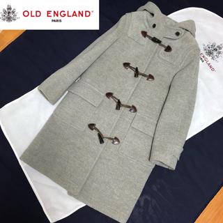 オールドイングランド(OLD ENGLAND)のダッフルコート ライトグレー 36(ダッフルコート)