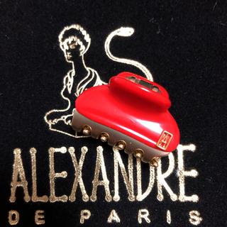 アレクサンドルドゥパリ(Alexandre de Paris)の hamhamさま専用 新品 アレクサンドルドゥパリ クリップ 3㎝(バレッタ/ヘアクリップ)