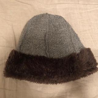 メゾンドリーファー(Maison de Reefur)のニット帽 メゾンドリーファー KIJIMA TAKAYUKI 新品未使用(ニット帽/ビーニー)