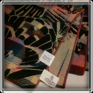 ヴィヴィアンウエストウッド(Vivienne Westwood)の⑤ 新品 ヴィヴィアン ハンカチ 日本製 Vivienne ガーゼ オーブ ☆(ハンカチ/ポケットチーフ)