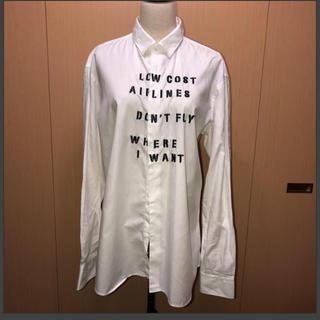 送料無料!!ダブスタmen'sシャツ☆お値下げしました