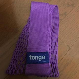 トンガ(tonga)のTONGA パープル M(スリング)