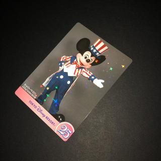 ディズニー(Disney)のDisney  collectioncard(カード)