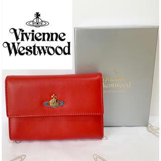 ヴィヴィアンウエストウッド(Vivienne Westwood)の大人気!【訳あり・新品】Vivienne Westwood 二つ折財布 本物(財布)