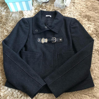 ミュウミュウ(miumiu)の美品❤︎miumiu❤︎ミュウミュウ コート ジャケット size36(ピーコート)