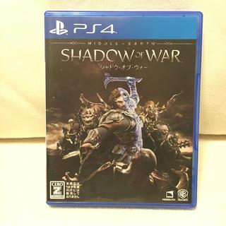 プレイステーション4(PlayStation4)のシャドウオブウォー(家庭用ゲームソフト)