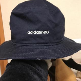 アディダス(adidas)のadidas neo バケットハット(キャップ)