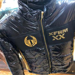 トランスフォーム(Xfrm)のxfrm THIRTEEN JAPAN ダウンジャケット ロンT Tシャツ 付き(ダウンジャケット)