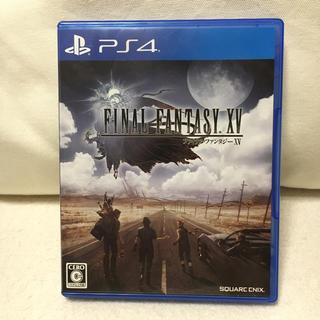 プレイステーション4(PlayStation4)のファイナルファンタジー15(家庭用ゲームソフト)