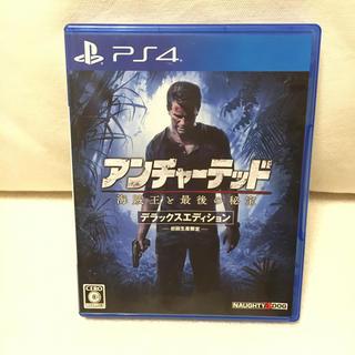 プレイステーション4(PlayStation4)のアンチャーテッド 海賊王と最後の秘宝(家庭用ゲームソフト)