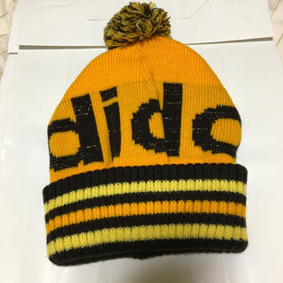 アディダス(adidas)のニット帽 帽子 adidas アディダス(ニット帽/ビーニー)