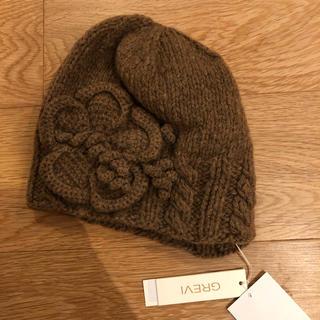 ギンザノサエグサ(SAYEGUSA)のイタリア製 GREVI ベビーニット帽(ニット帽/ビーニー)