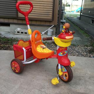 アンパンマン(アンパンマン)のアンパンマン 三輪車 おもちゃ(三輪車)