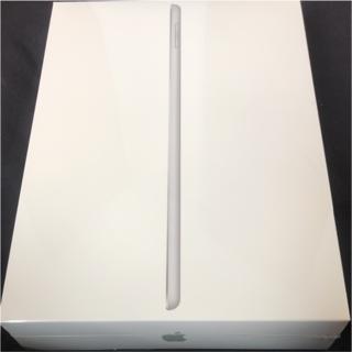 新品 iPad 2018 32G Wifi シルバー 未開封 (タブレット)