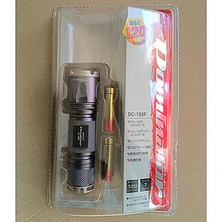 ジェントス(GENTOS)のドミネーター LEDライト(ライト/ランタン)