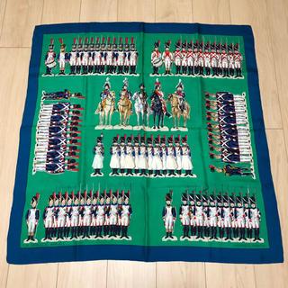 エルメス(Hermes)のHERMS スカーフ カレ90(スカーフ)